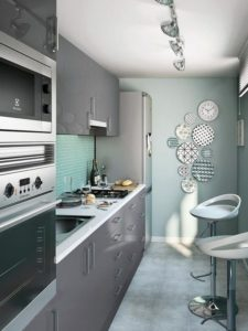 model kitchen set murah